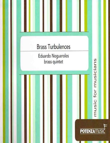 Portada - brass turbulences